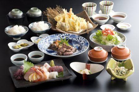 2人で楽しむ和食コース
